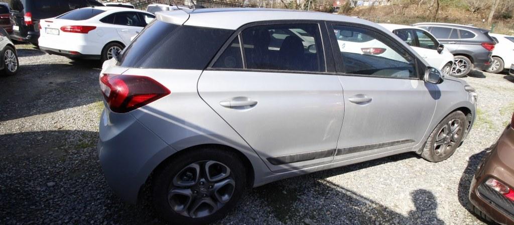 ikinci el araba 2018 Hyundai i20 1.4 MPI Elite Benzin Otomatik 17750 KM 0