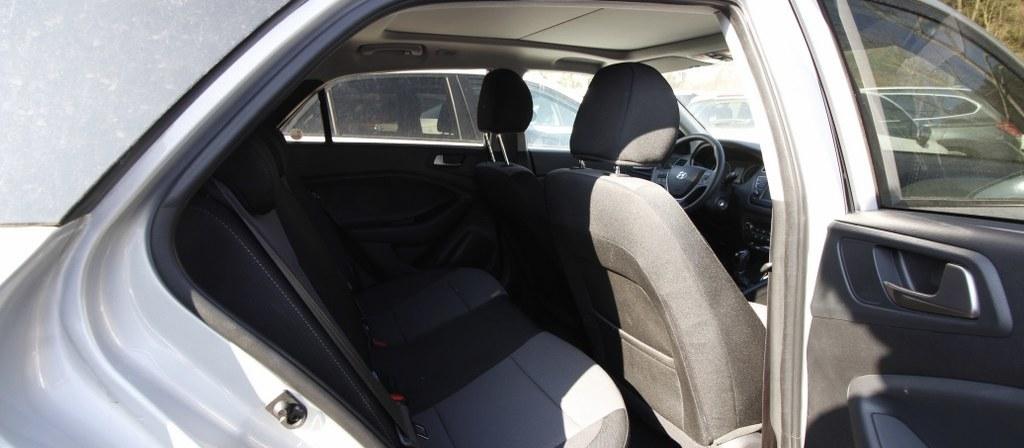 ikinci el araba 2018 Hyundai i20 1.4 MPI Elite Benzin Otomatik 17750 KM 4
