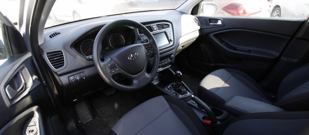 ikinci el araba 2018 Hyundai i20 1.4 MPI Elite Benzin Otomatik 17750 KM 5