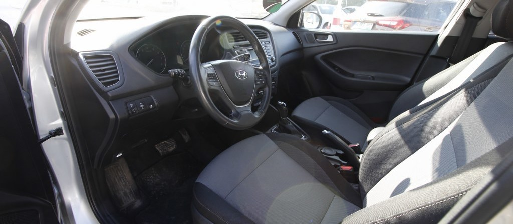 ikinci el araba 2017 Hyundai i20 1.4 MPI Style Benzin Otomatik 56840 KM 3