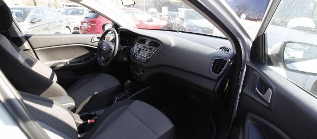 ikinci el araba 2017 Hyundai i20 1.4 MPI Style Benzin Otomatik 56840 KM 4