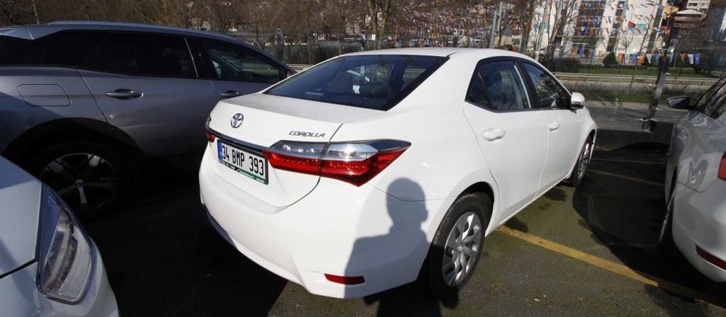 ikinci el araba 2018 Toyota Corolla 1.4 D-4D Touch Dizel Otomatik 21000 KM 0