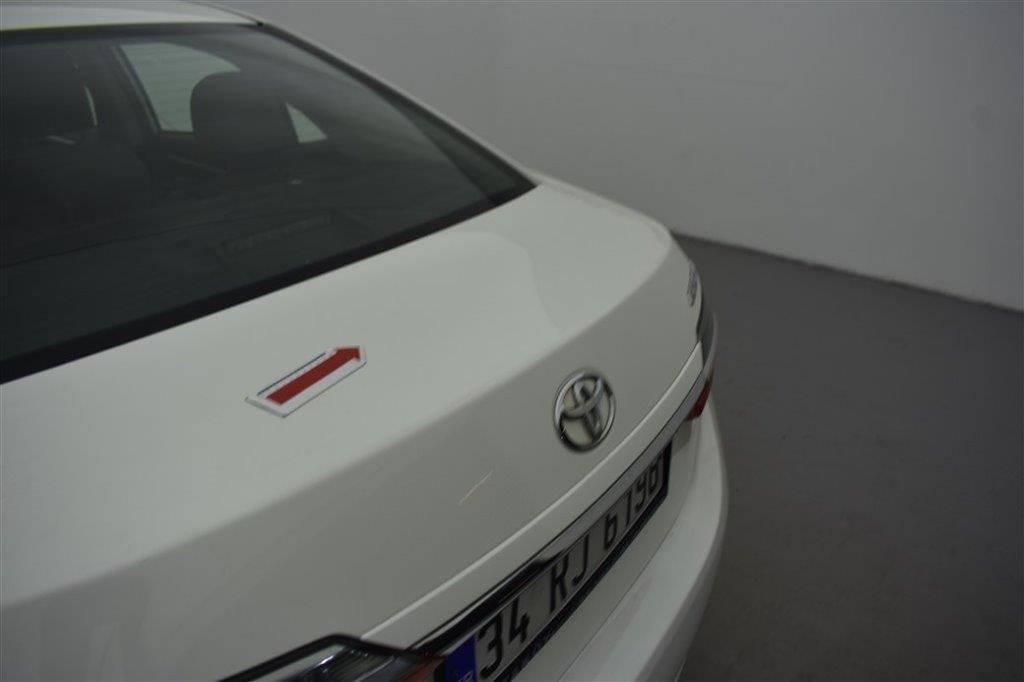 bibip - satılık ikinci el araba - 2016 Toyota Corolla 1.4 D-4D Touch Dizel Otomatik 164200 KM