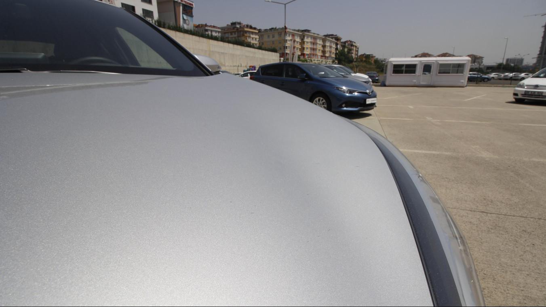 bibip - satılık ikinci el araba - 2018 Toyota C-HR 1.8 Hybrid Diamond Hybrid Otomatik 17980 KM