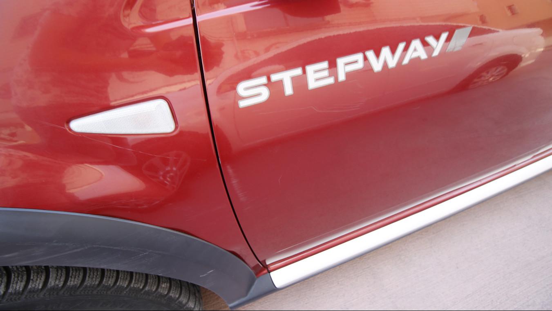 bibip - satılık ikinci el araba - 2012 Dacia Sandero 1.5 dCi Stepway Dizel Manuel 120000 KM