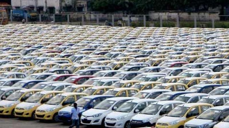 Hindistan'dan büyük hedef. 2030 yılında benzinli veya dizel araba satılmayacak.