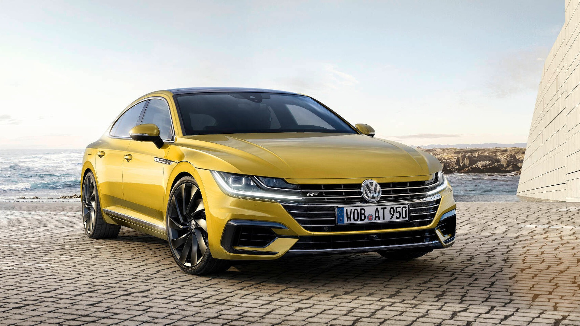Volkswagen Arteon Satış Fiyatları Belli Oldu