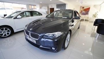 sahibinden satılık araba 2016 BMW 5 Serisi 525d xDrive Executive Dizel Otomatik 122000 KM