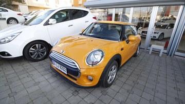 sahibinden satılık araba 2015 Mini Cooper 1.5 Pepper Benzin Otomatik 74000 KM