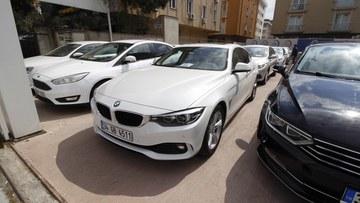 sahibinden satılık araba 2017 BMW 4  4.18i Gran Cope Joy Benzin Otomatik 9300 KM