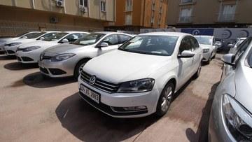 sahibinden satılık araba 2014 Volkswagen Passat 1.6 TDi BlueMotion Trendline Dizel Otomatik 135000 KM