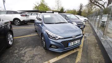 sahibinden satılık araba 2018 Hyundai i20 1.4 MPI Elite Benzin Otomatik 22870 KM