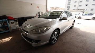 sahibinden satılık araba 2011 Renault Fluence 1.5 dCi Privilege Dizel Otomatik 183000 KM