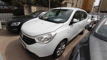 sahibinden satılık araba 2015 Dacia Lodgy 1.5 dCi Laureate Dizel Manuel 148000 KM