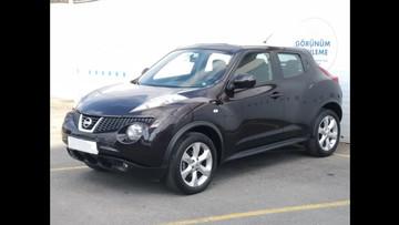 sahibinden satılık araba 2012 Nissan Juke 1.6 Tekna Benzin Manuel 34000 KM