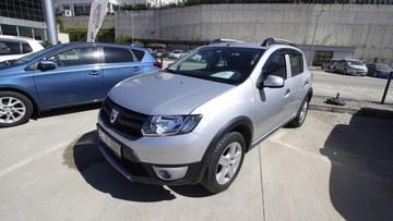 sahibinden satılık araba 2015 Dacia Sandero 1.5 dCi Stepway Dizel Manuel 53700 KM