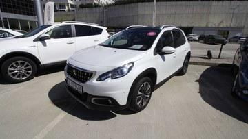 sahibinden satılık araba 2016 Peugeot 2008 1.6 e-HDi Allure Dizel Otomatik 121000 KM