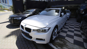 sahibinden satılık araba 2016 BMW 3 Serisi 318i M Joy Plus Benzin Otomatik 82000 KM