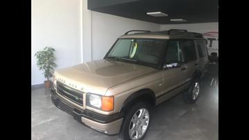 sahibinden satılık araba 2001 Land Rover Discovery 4.0 Estate LPG Otomatik 242500 KM
