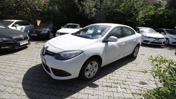 sahibinden satılık araba 2014 Renault Fluence 1.5 dCi Touch Dizel Manuel 123000 KM