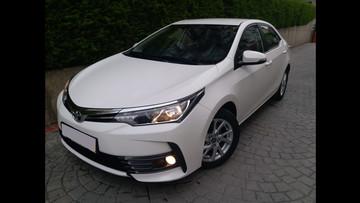 sahibinden satılık araba 2017 Toyota Corolla 1.4 D-4D Touch Dizel Otomatik 43000 KM