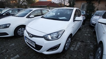 sahibinden satılık araba 2014 Hyundai i20 1.2 D-CVVT Jump Benzin Manuel 83500 KM