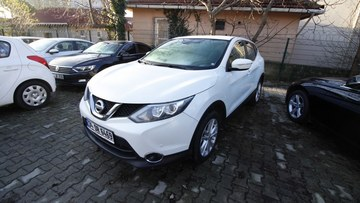 sahibinden satılık araba 2014 Nissan Qashqai 1.6 dCi Tekna Dizel Otomatik 166000 KM
