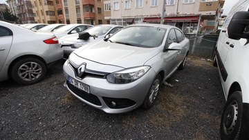 sahibinden satılık araba 2014 Renault Fluence 1.5 dCi Touch Plus Dizel Otomatik 124000 KM