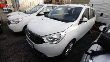 sahibinden satılık araba 2015 Dacia Lodgy 1.5 dCi Laureate Dizel Manuel 114500 KM