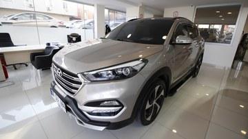 sahibinden satılık araba 2017 Hyundai Tucson 1.6 T-GDI Elite Benzin Otomatik 17700 KM