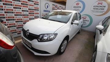 sahibinden satılık araba 2014 Renault Symbol 1.5 dCi Joy Dizel Manuel 120560 KM