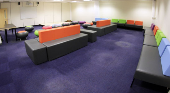 Big Creative Education Common Room