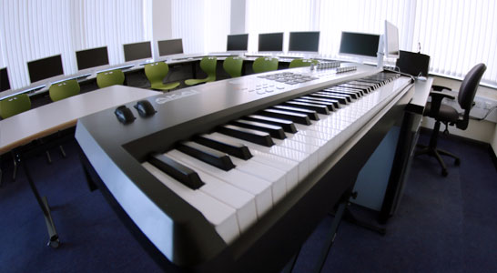 Big Creative Education Music Classroom
