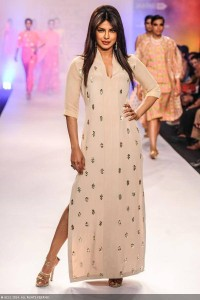 Summer Wedding Priyanka Chopra Lakme Fashion Week