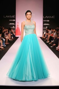 Summer Wedding Designer Jyotsna Tiwari at LFW 2014