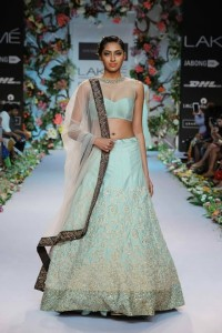 Shyamal & Bhumika Bridal Collections LFW 2014