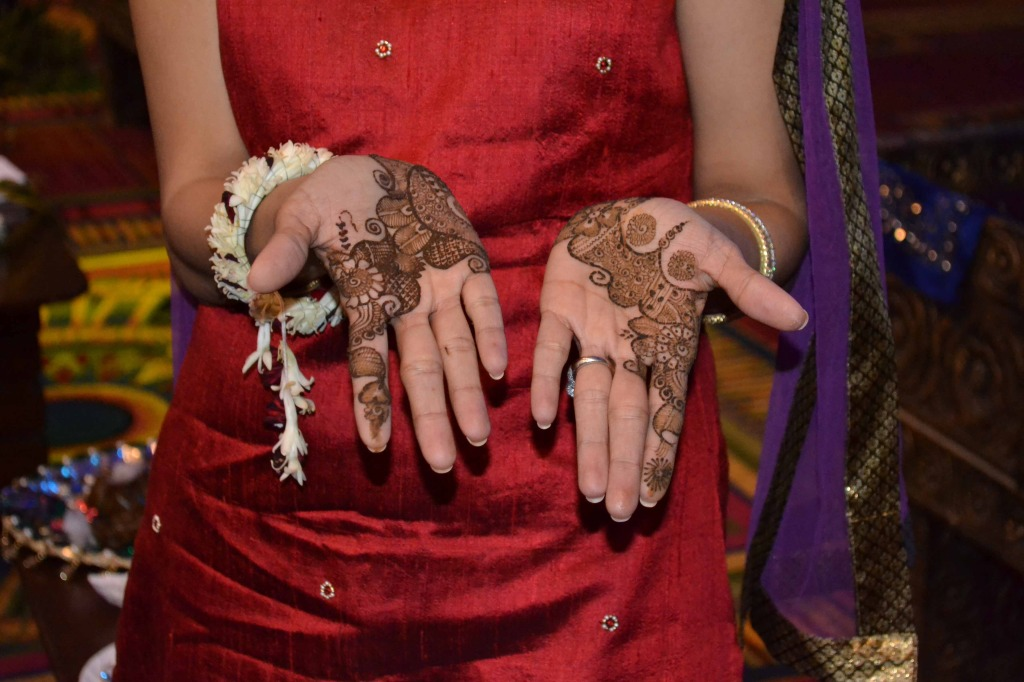 Indian Wedding Photos | Mehendi