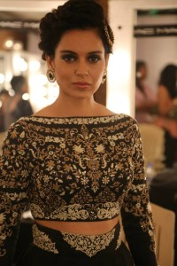 Anju Modi at the India Couture Week