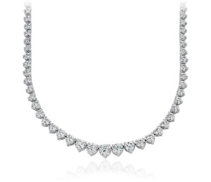 Diamond Necklace from Blue Nile