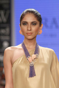 Farah Khan at the IIJW 2014 | Indian Jewellery and Indian Bridal Jewellery