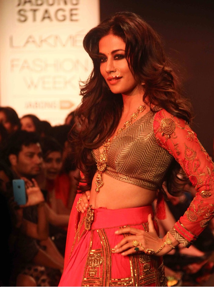 Chitrangada Singh at Lakme Fashion Week