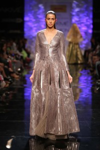 Amit Aggarwal's Futuristic Collection at Lakme Fashion Week Winter Festive 2014 Collection