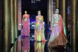 JJ Valaya's Styles at the India Bridal Fashion Week