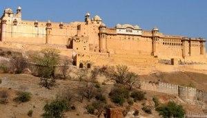 Ambar Fort in Jaipur