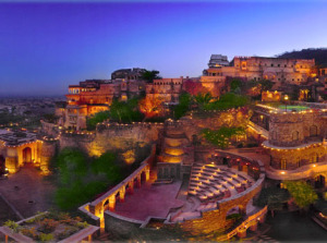 Neemrana Fort Palace Hotel in Rajasthan | Destination Indian Wedding
