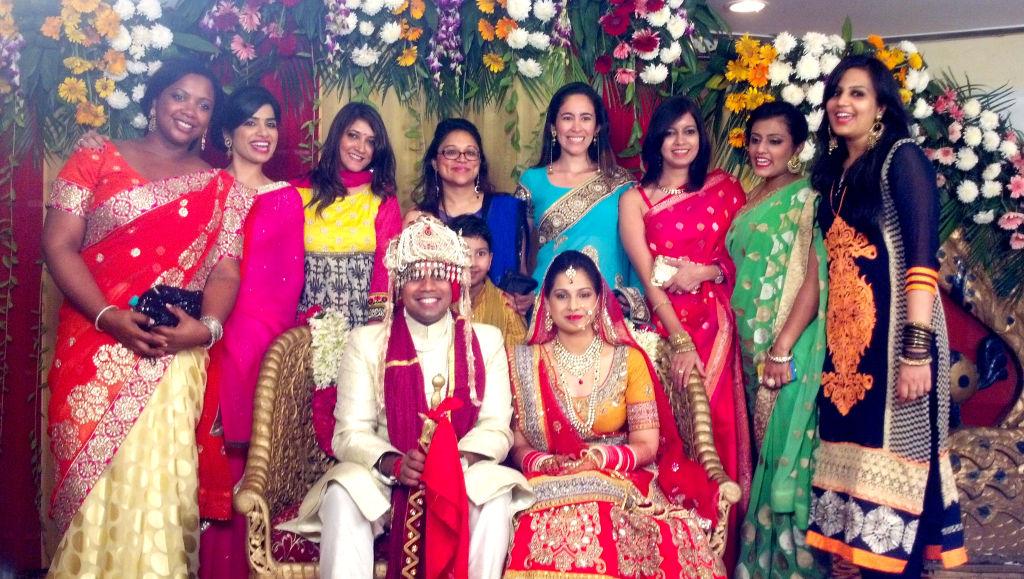 Group photo - Indian Weddings