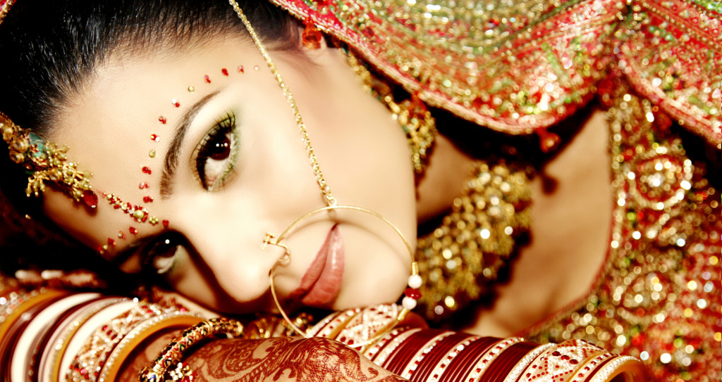 Beautiful bride - Bridal lehenga