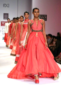 Wills Lifestyle Fashion Week -  Ashish, Viral, Vikrant