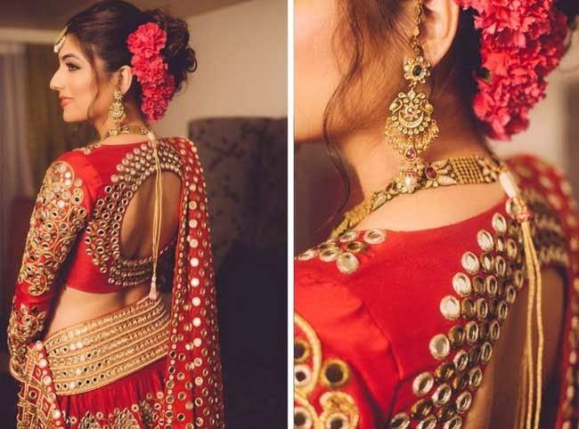 Mirror work | Fashion in India