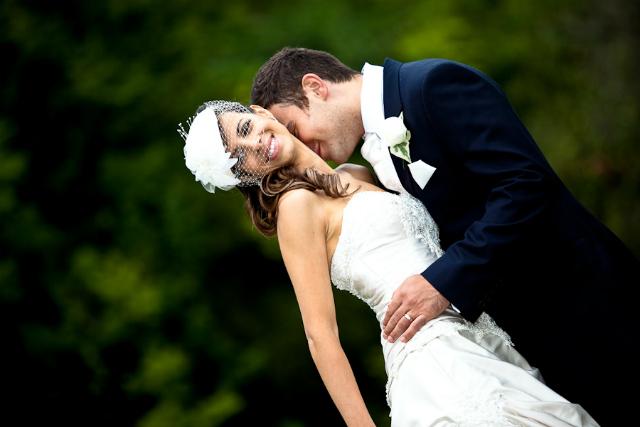 Western wedding photo by Monir Ali